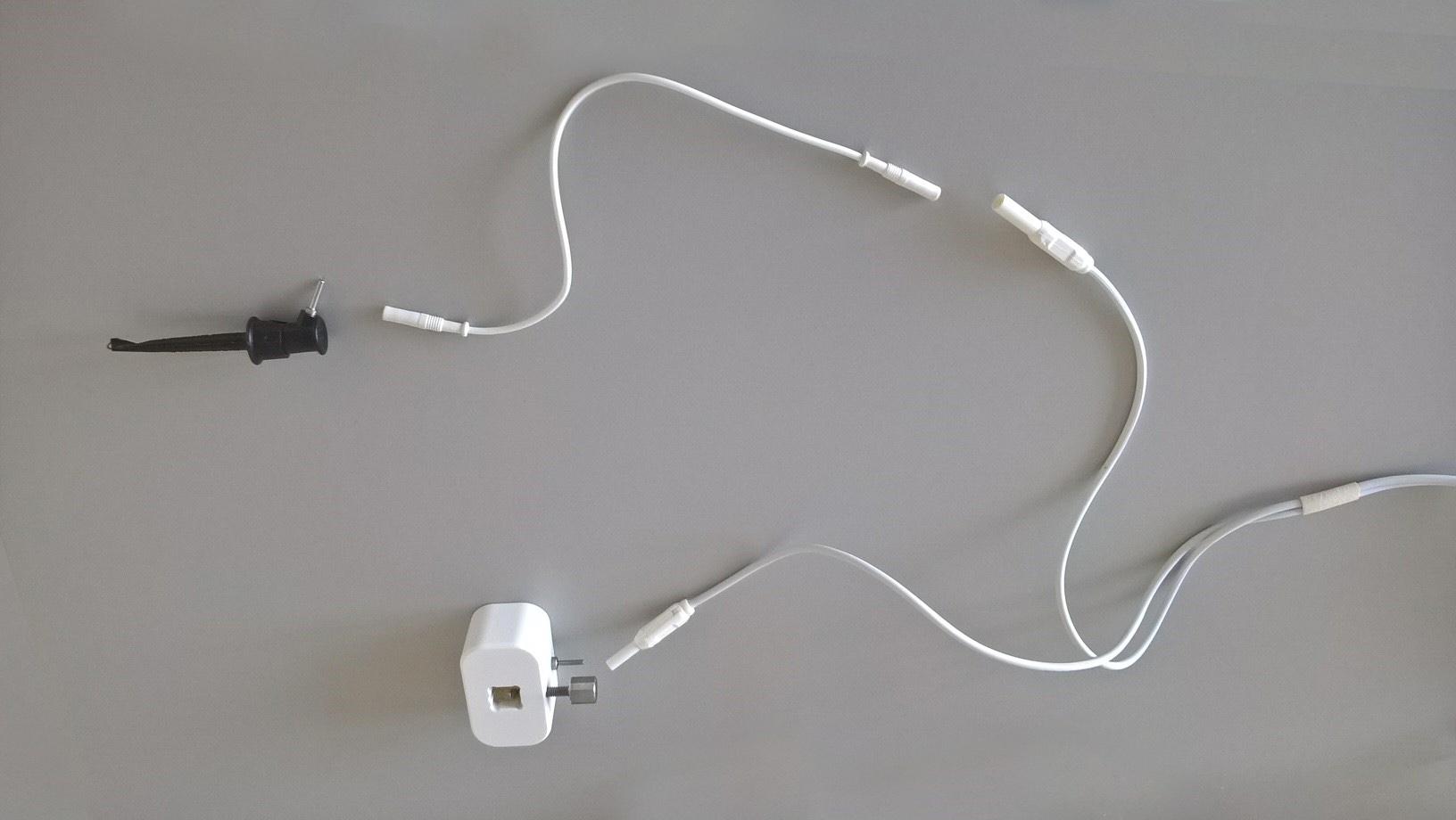 Corretto montaggio dei cavi del nuovo EndoPilot