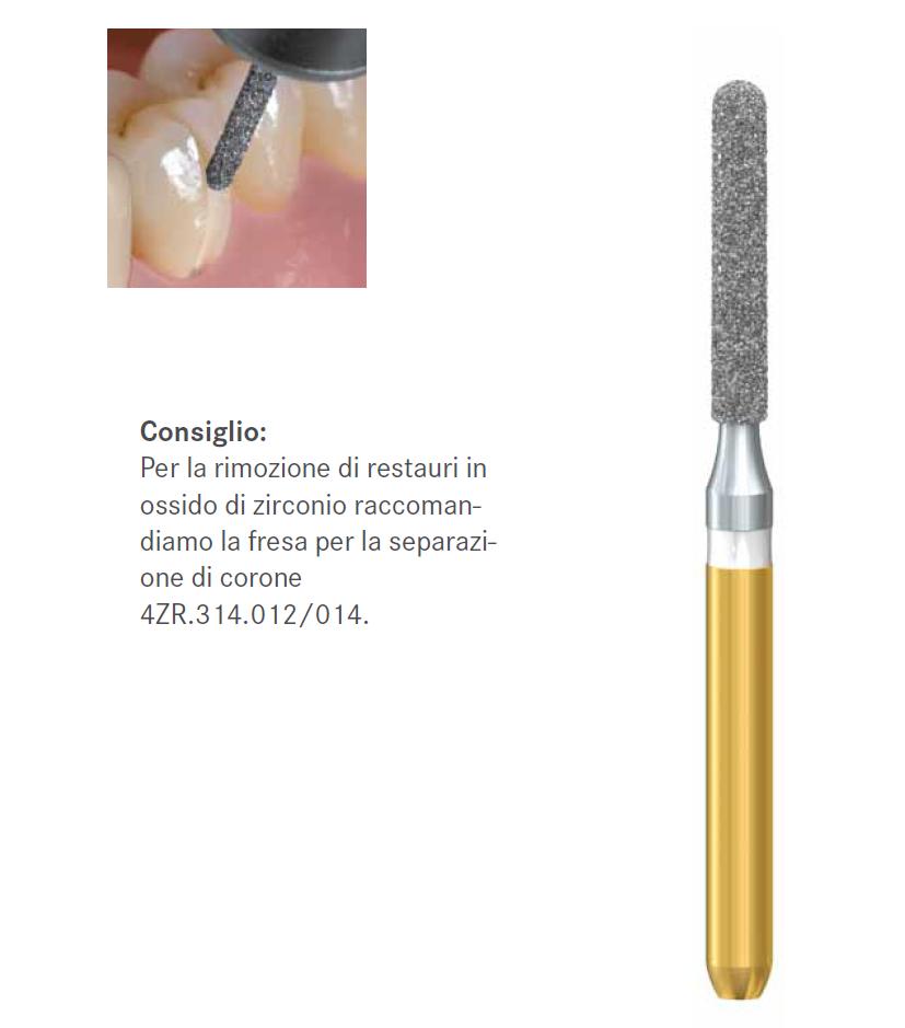 Tagliacorone 4ZR.314.012/014