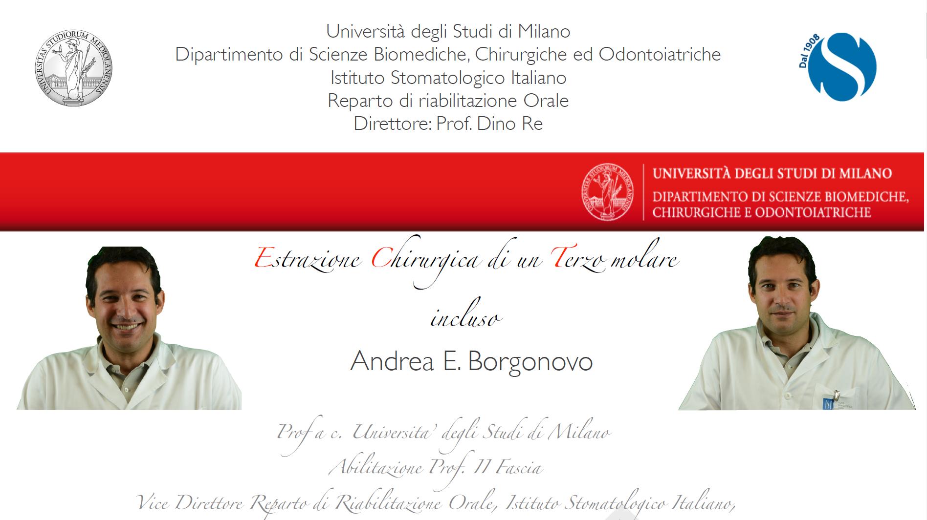 Dr. Andrea E. Borgonovo Foto 1