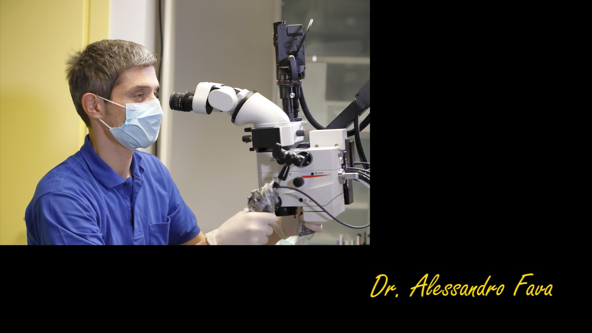 Dr Alessandro Fava