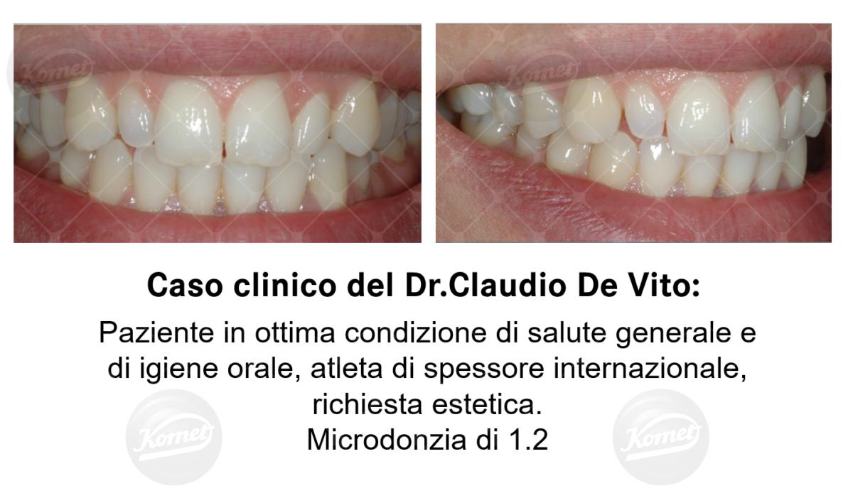 Caso Dr Claudio De Vito Corona in un unico appuntamento