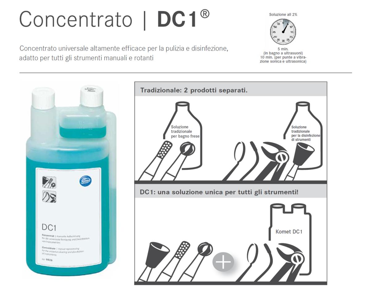 Concentrato DC1 Komet