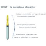 H4NP Caratteristiche