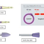 H23VIP e gommini viola contenuti nel Set 4688