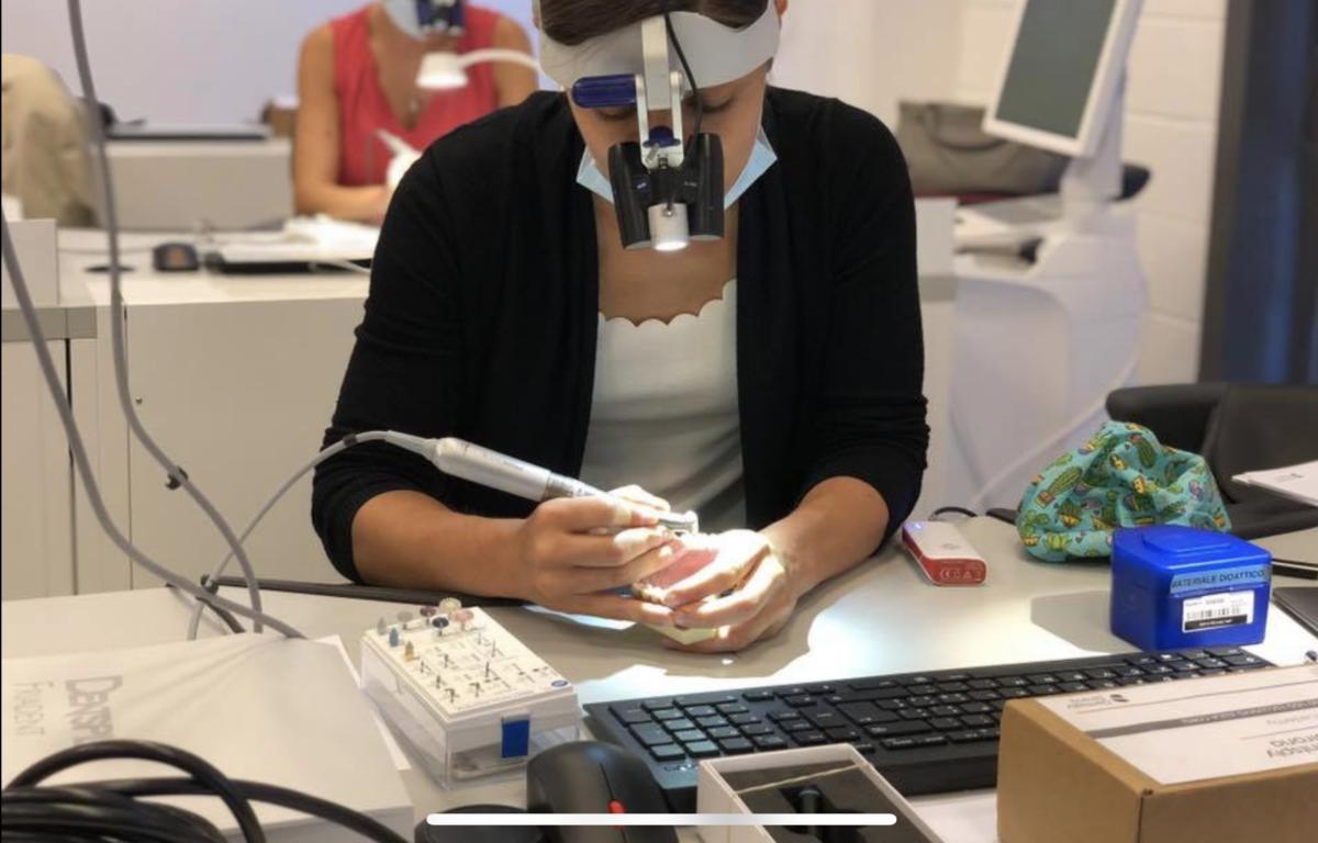 I corsi della DDA utilizzano il kit del Dr Claudio de VIto