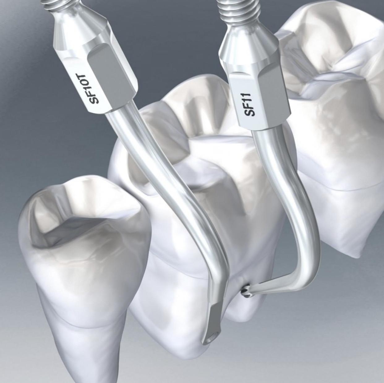 Punte soniche per Parodontologia