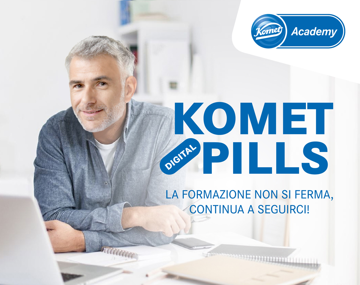 KometAcademy Digital Pills