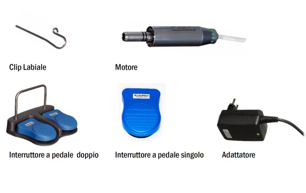 EndoPilot accessori