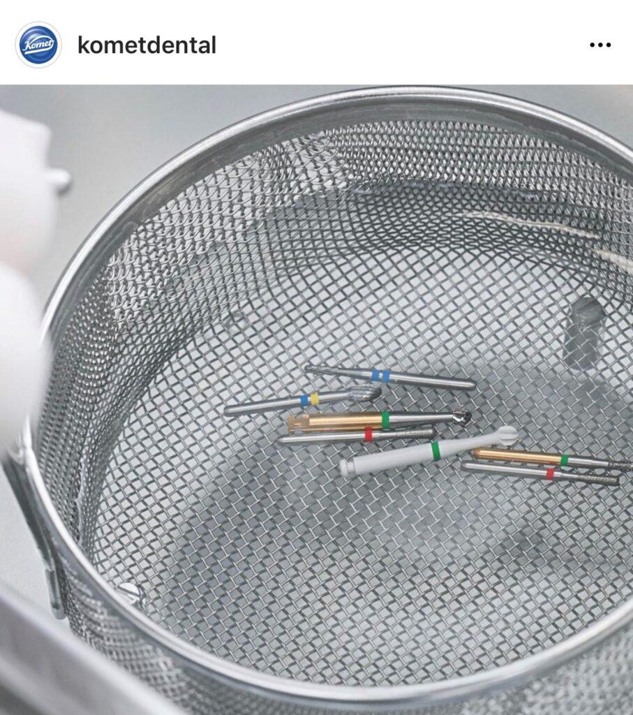 Komet igiene strumenti