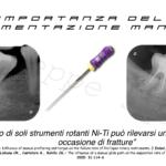 Strumenti manuali per endodonzia