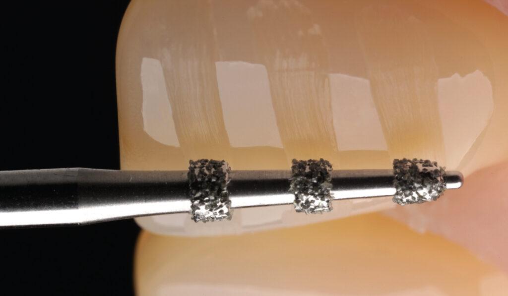 Diamantata 8849P con piolino guida