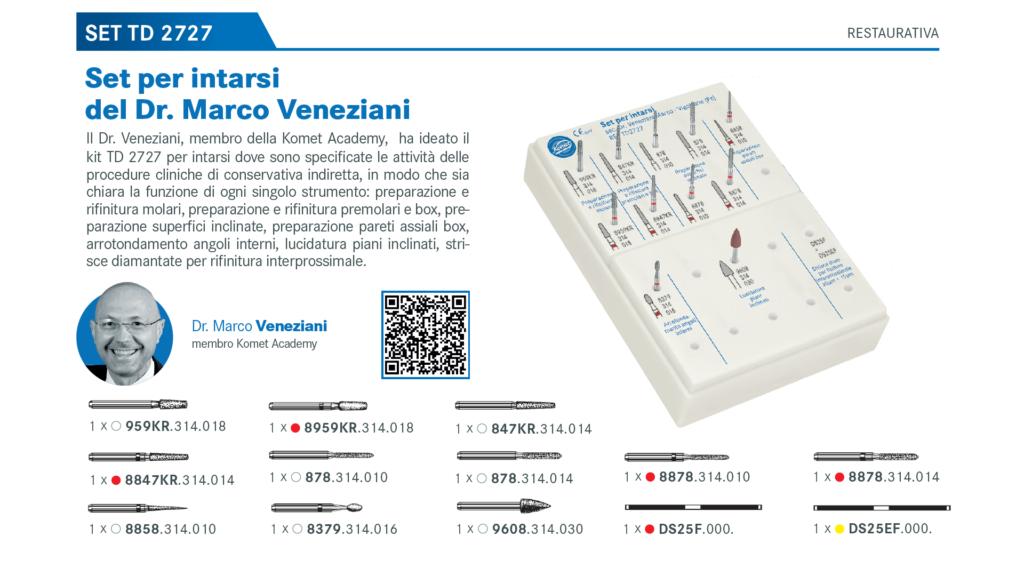 Kit Dr Veneziani TD2727