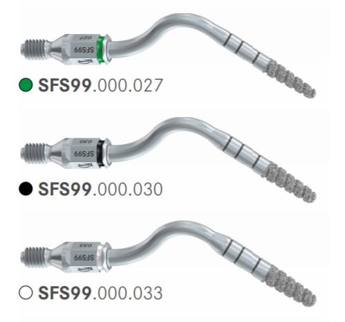 Figura 4 Serie SFS99(0.27-033)